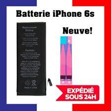 Batterie interne NEUVE iPhone 6s Qualité originale + Adhésif  Envoi GRATUIT