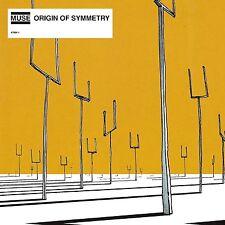 MUSE 'ORIGIN OF SYMMETRY' 2 X 180G VINYL LP REISSUE - NEW & SEALED
