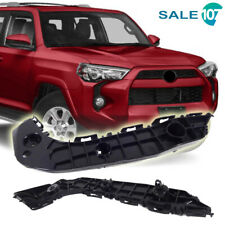 For 2014 2019 TOYOTA 4RUNNER Limited Front Bumper Support Bracket Pair Set
