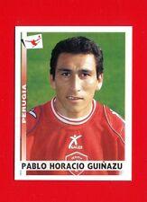 CALCIATORI Panini 2000-2001 - Figurina-sticker n. 307 - GUINAZU -PERUGIA-New