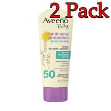 Aveeno Baby Baby Natural Protection, Spf 50, 3oz, 2 Pack 381371164509T740