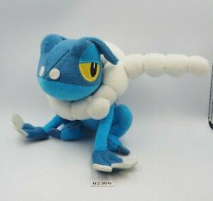 "Frogadier B2306 Pokemon Takara Tomy Plush 6"" Stuffed Toy Doll Japan"