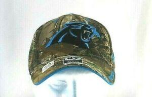 Carolina Panther 47 Brand Realtree NFL Camo Baseball Cap Adjustable