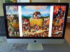 """Apple iMac 27"""" (68,6cm), 20gb RAM, 1tb HD, Intel Core i5, quad core, """"Late 2009"""""""