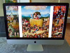 "Apple iMac 27"" (68,6cm), 20gb di RAM, HD 1tb, Intel Core i5, Quad Core, ""Late 2009"""