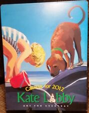Kate Libby Annual Wall Calendar 2012 Complete 12 Poster Prints