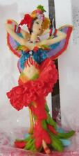 PARROT FAIRY FIGURINE MEADOW FAIRIES NEW N COLLECTIBLE BOX MINT HANDPAINTED