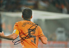 Giovanni VAN BRONCKHORST SIGNED Autograph 12x8 Photo AFTAL COA GIO RARE
