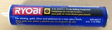 "Ryobi 4 oz. Jewelers Rouge ""G"" Buffing Compound Tube"