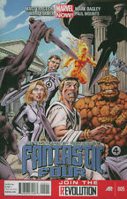 Us cómic Pack Fantastic Four 5-10 fraction Bagley Marvel