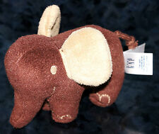 ELEPHANT Plush BABY GAP Infant Children's DOLL Girl Toy Crib Kids Infant Brown