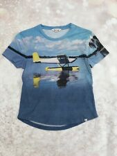 Orlebar Brown Kids Boys Girls Tshirt Age 4 Seaplane