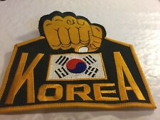 Korea Tae Kwon Do Patch