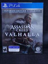 Assassin's Creed Valhalla Ultimate Edition (Playstation 4/Ps4) Brand New