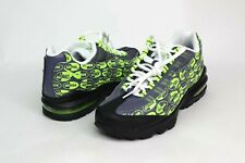 NEW Nike Air Max 95 SE Athletic Sneakers Grey Volt GS Size 7Y / Womens Size 8.5