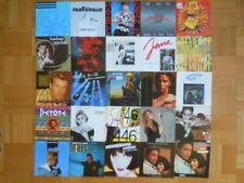 "200 x 7"" VINYL SINGLE SAMMLUNG KONVOLUT Pop Rock 80er 90er Promos"