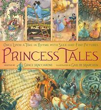 Princess Tales: Once Upon A Time In Rhyme With Seek-And-Find Pictures: By Gra...