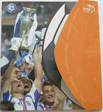 FRANCOBOLLI cartella speciale Grecia Europa maestro 2004-SPECIAL STAMP FOLDER