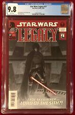 Star Wars Legacy #17 Comic CGC 9.8 NM+ Dark Horse Oct 2007 1st Appearance XoXaan