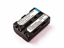 Batería para Sony np-fm500h 1650mah 7,2vV - DSLR-Alpha 500 580 850 900 slt-a58