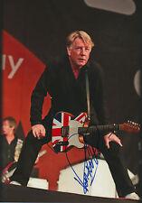 "Rick Parfitt ""Status Quo"" Autogramm signed 20x30 cm Bild"