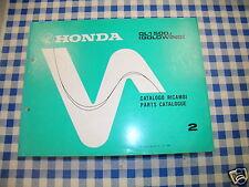 BB 13MN5J72 Catalogue pièce de rechange HONDA GL 1500 GOLDWING édition 1988