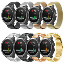 Edelstahl/Milanaise Uhrenarmband Armband Für Garmin Vivoactive 3/Vivomove HR/645