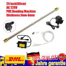 "24"" Biegemaschine 800W 600Mm Acryl Kunststoff PVC Heizung Heizbiegemaschine"