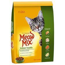 Meow Mix Indoor Health Dry Cat Food 14.2 lb