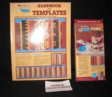 The Official Incra Jig handbook and templates with the complete Incra jig VHS