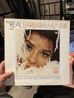 Barbara McNair – The Real Barbara McNair LP. 1969 VG+ Motown
