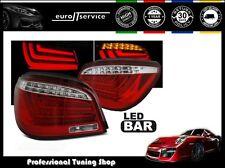 FEUX ARRIERE ENSEMBLE LDBME8 BMW E60 2003 2004 2005 2006 2007 RED WHITE LED BAR
