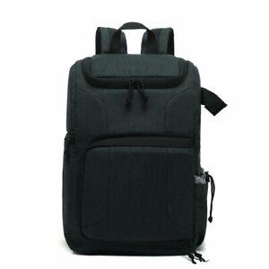 Waterproof  Camera Photo Lens Bag Multi-functional Backpack Large Capacity