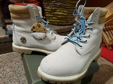 """2017 Holiday Edition """"Milk And Cookies"""" Timberland Size 8 Ladies Boots"""