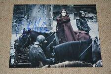 CARICE VAN HOUTEN signed Autogramm 20x25 cm In Person GAME OF THRONES Melisandre