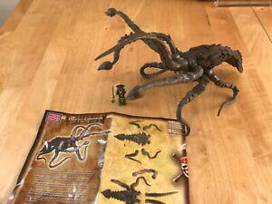 Mega Bloks  1087 Pirates Of The Caribbean Kraken Squid Sea Monster RARE! **AF**