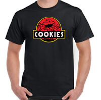 Cookie Monster T-Shirt Mens Funny Parody Top