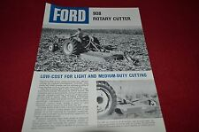 Ford Tractor 908 Rotary Cutter Dealer's Brochure LCPA2