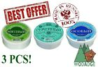 Russian Toothpaste ECO Tooth Cleaning Powder Fluoride Free zubnoi poroshok 3 pcs