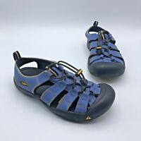 Keen Women Blue Waterproof Sport Sandal Shoe Size 5 EUR 37.5 Pre Owned