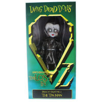 """Living Dead Dolls Lost In Oz Bride of Valentine as Tin Man 10"""" Doll"""