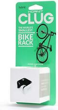 Hornit CLUG Bike Clip - Bicycle Rack Storage System for Home, Garage, or Outdoor