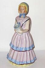 Figurenkanne Kaffeekanne figürliche Kanne Frau Dame Figurenkrug Krug Kannen 27cm