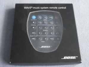 NEU / Original - Bose Wave Music System - Fernbedienung / Remote Control