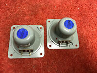 Lovely pair 60s 70s GOODMANS tweeters tested good, ideal Maxim, 3 ohm (259804)