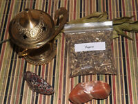 Mugwort ~ 10 grams (1/3 oz.) ~ for Prophetic Dreams & Divination ~ Dried Herb