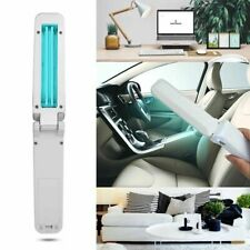 Portable UV UVC Sterilizer USB Germicidal Lamp Foldable Handheld Disinfection