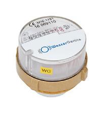 UNTERPUTZ-Wasserzähler UP-Techem ECO – M62x2 UP 6007 T  (kalt oder warm)