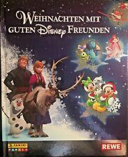 Weihnachten mit guten Disney Freunden- Rewe - 164 verschiedene Sticker