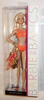 NRFB BARBIE ~ MATTEL BASICS MODEL 07 7 COLLECTION 003 BLONDE APHRODITE DOLL MIB